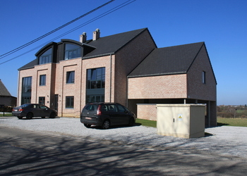 SPRL Mathieu- Nouvelle construction - Gerpinnes