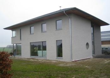 SPRL Mathieu- Nouvelle construction - Hulsonniaux