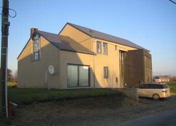 SPRL Mathieu- Nouvelle construction - Leroux