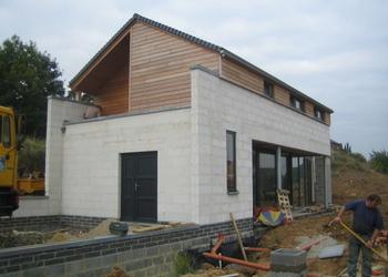 SPRL Mathieu- Nouvelle construction - Malonne