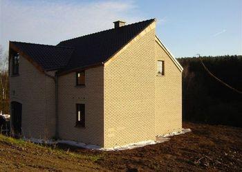 SPRL Mathieu- Nouvelle construction - Yvoir