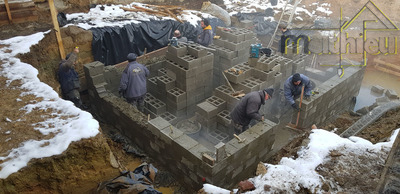 Entreprise Mathieu Alphonse - Nouvelle construction